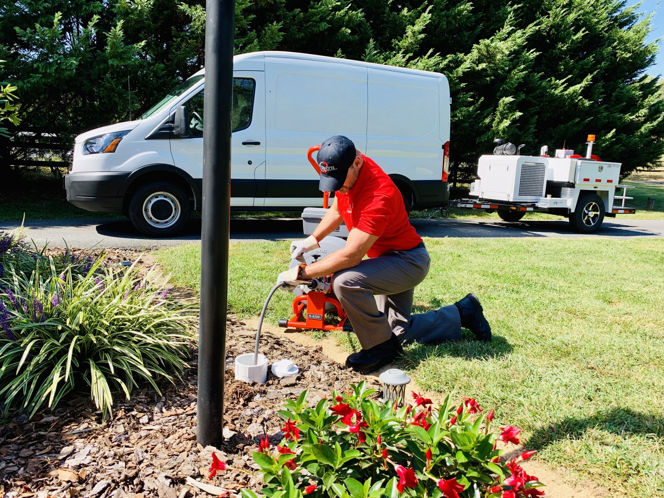Residential Drain Services